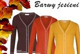 Zimowe swetry dla jesiennego typu urody