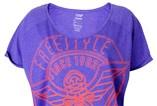 Modny T-shirt dla seniorki?