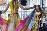 New Look Design 2011  na warszawskich bulwarach